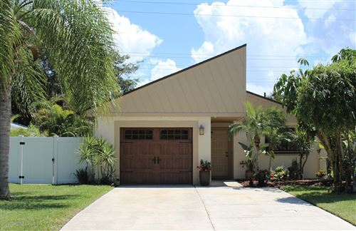 Photo of 461 Willow Tree Drive, Melbourne, FL 32940 (MLS # 882923)