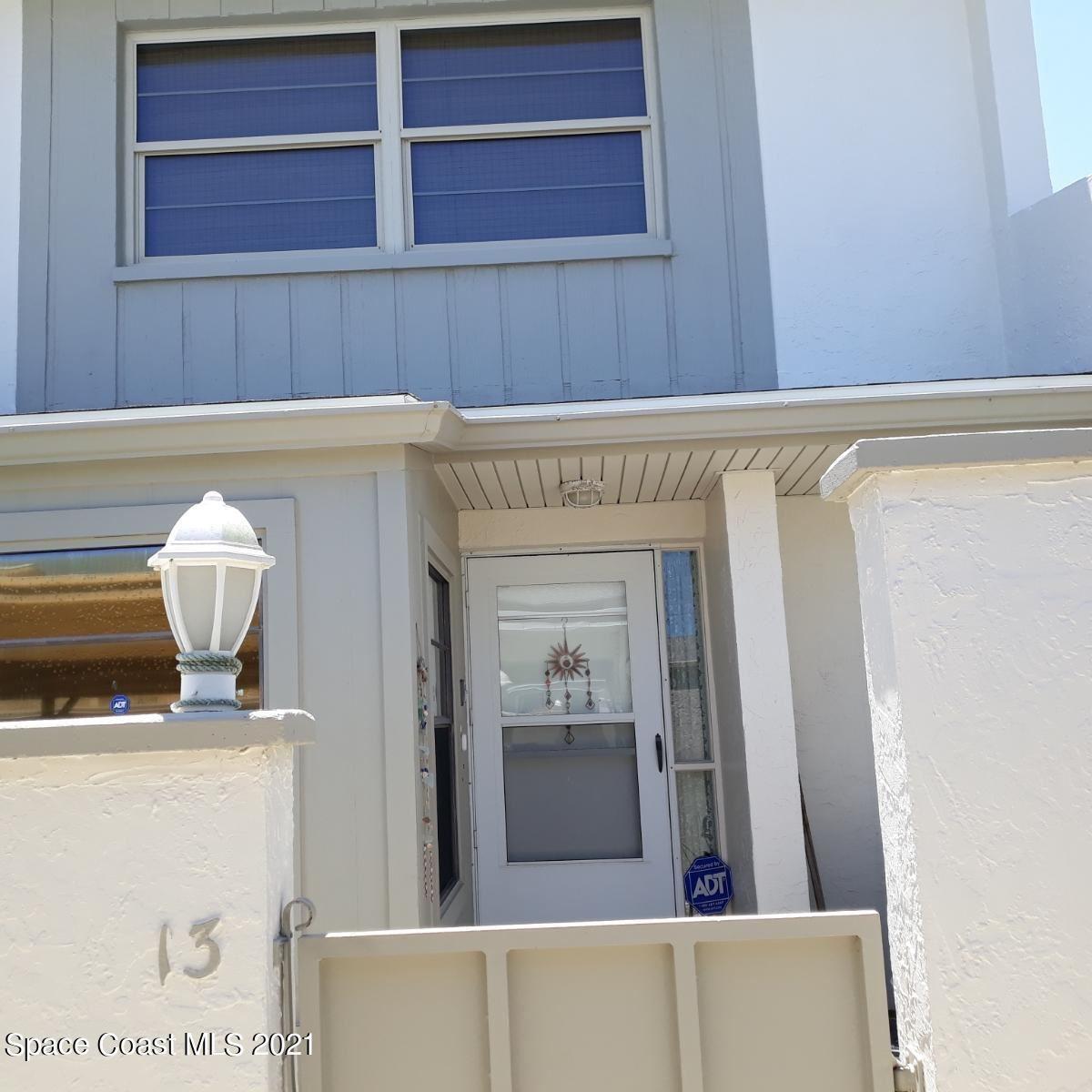 142 Palmetto Avenue #13, Indialantic, FL 32903 - #: 905924