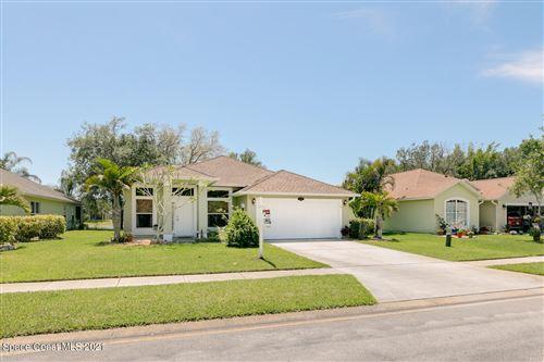 Photo of 829 Tavernier Circle, Palm Bay, FL 32905 (MLS # 901925)