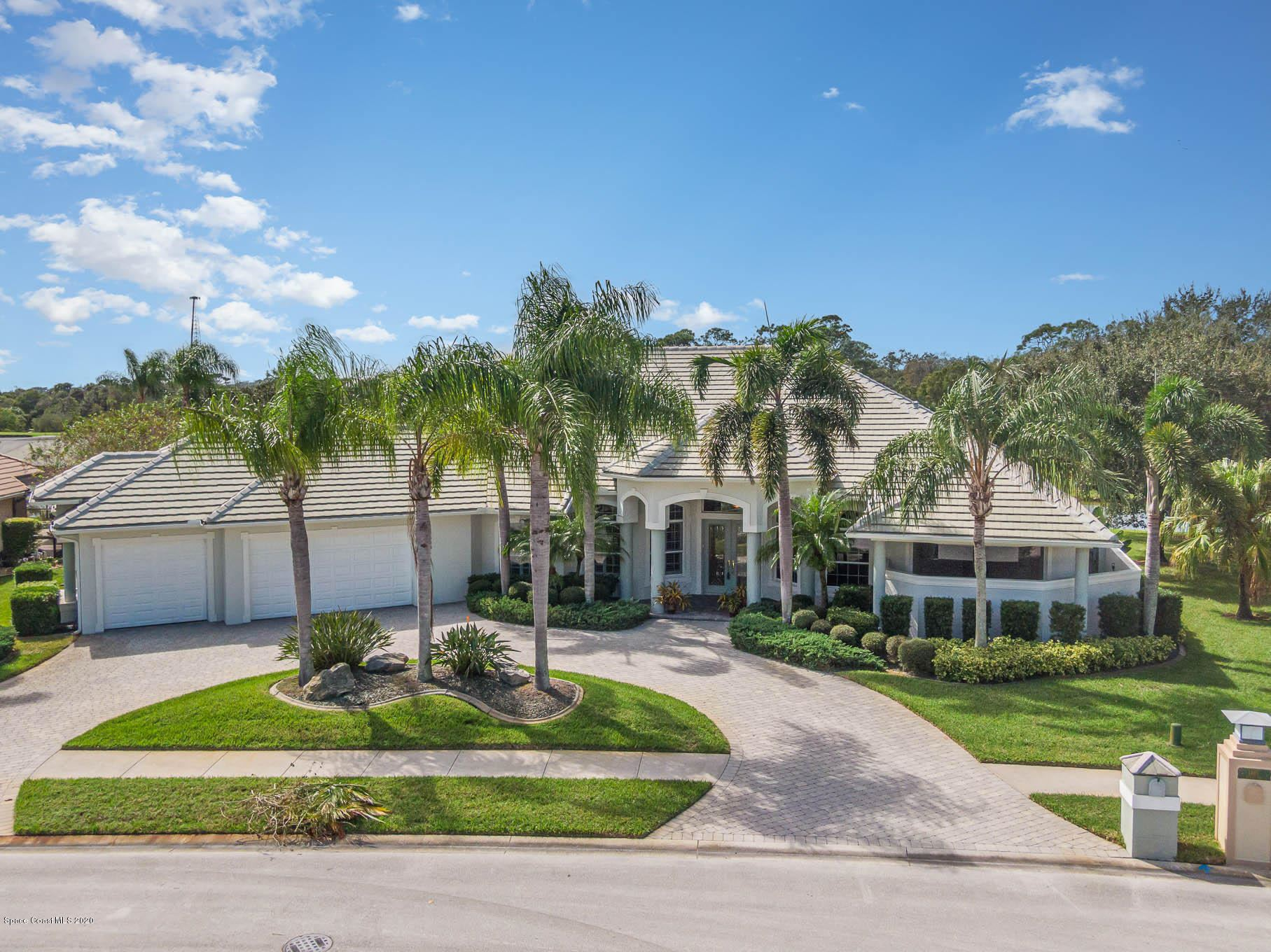 1455 Arundel Way, Melbourne, FL 32940 - #: 887928