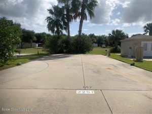 Photo of 2251 Orbiter Court #147, Titusville, FL 32796 (MLS # 855929)