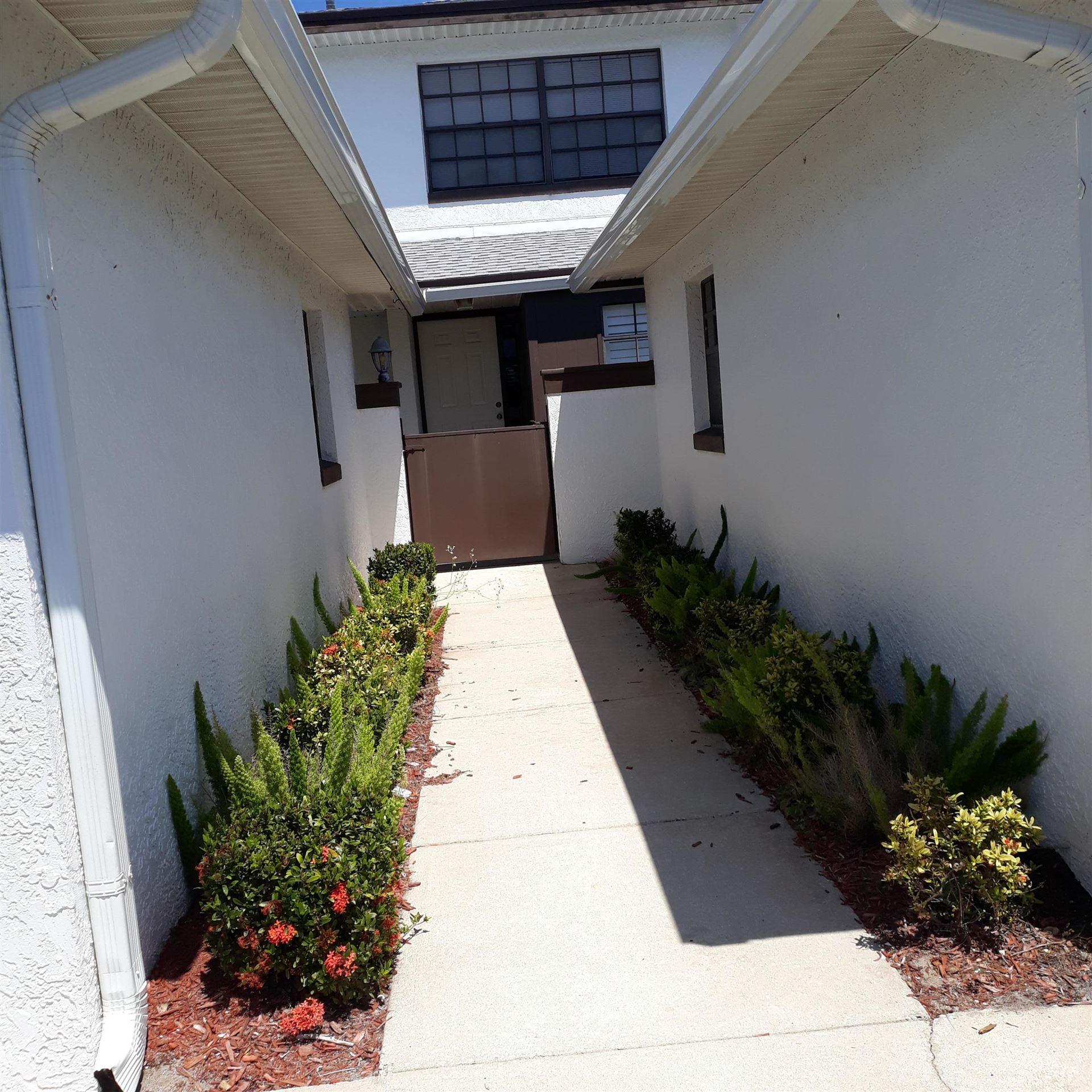 290 Paradise Boulevard #44, Indialantic, FL 32903 - #: 903930
