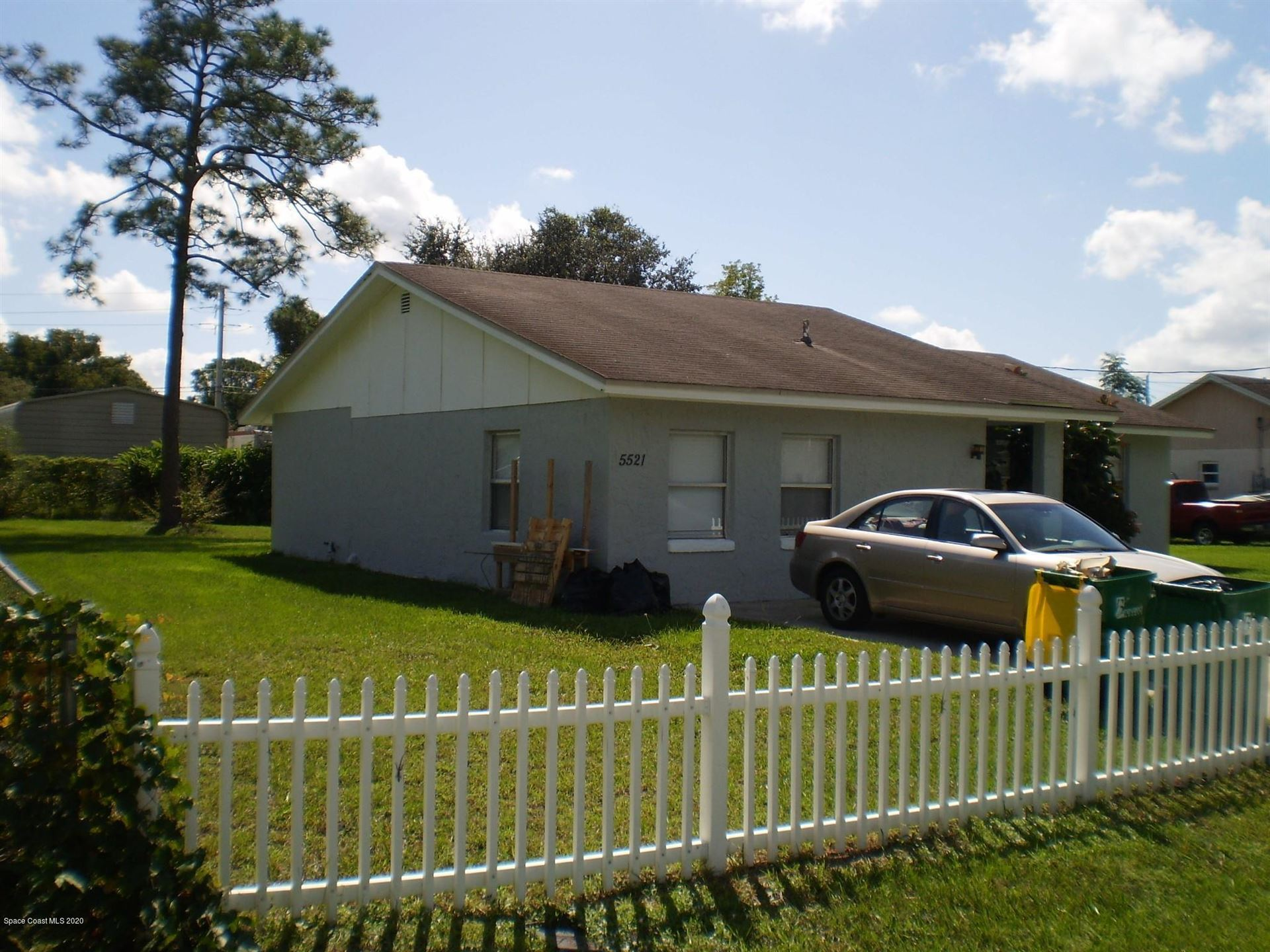 5521 Flint Road, Cocoa, FL 32927 - #: 859932
