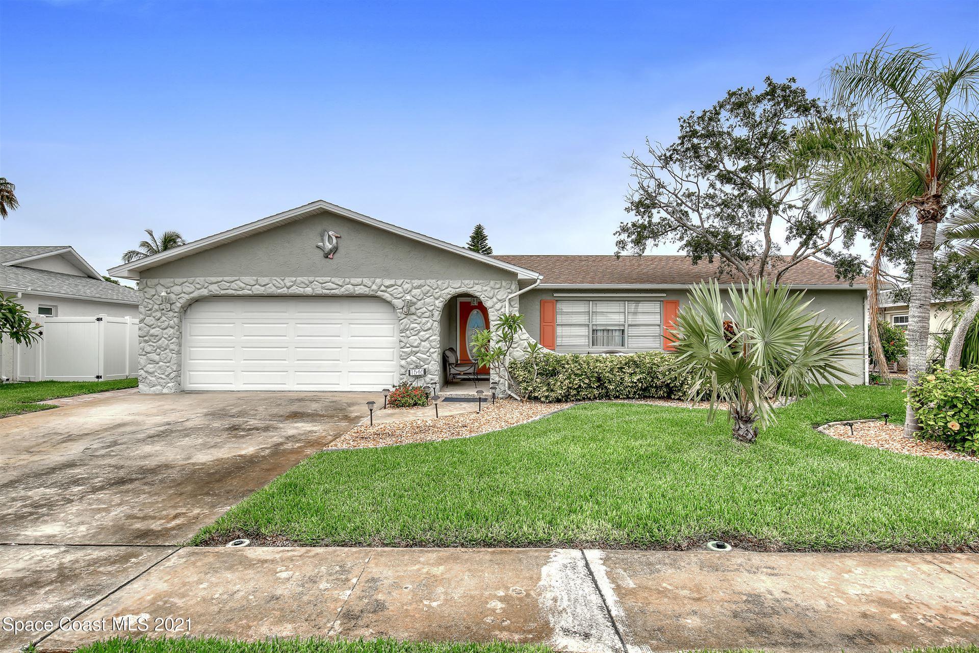 1540 W Riviera Drive, Merritt Island, FL 32952 - #: 907932