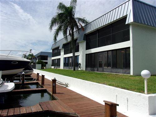 Photo of 205 S Banana River Boulevard #201, Cocoa Beach, FL 32931 (MLS # 881935)