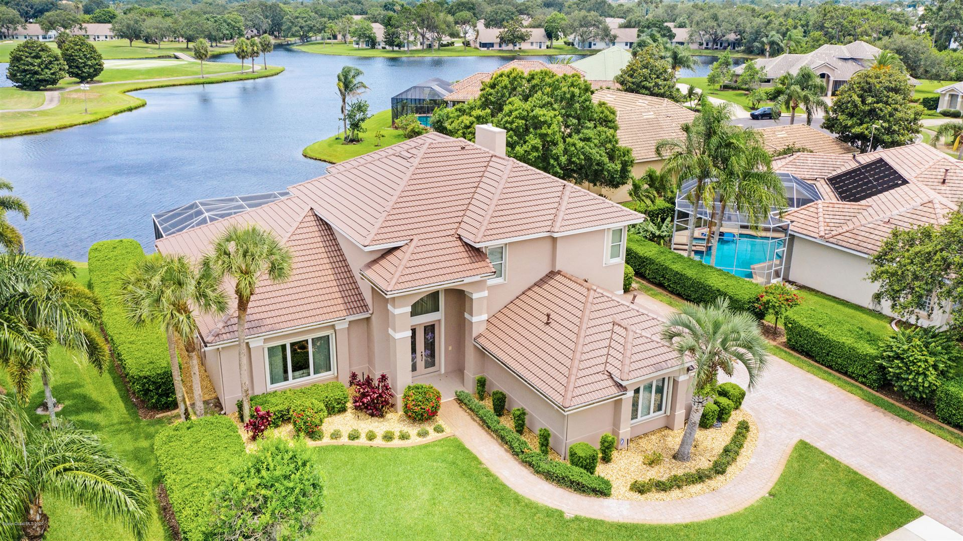 757 Nicklaus Drive, Melbourne, FL 32940 - #: 876936