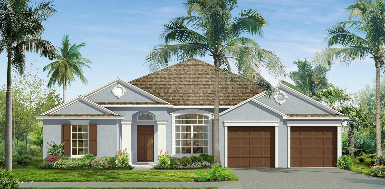 2342 Angel Road, Palm Bay, FL 32909 - #: 889936