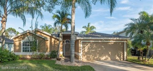 Photo of 6947 Hammock Lakes Drive, Melbourne, FL 32940 (MLS # 865938)