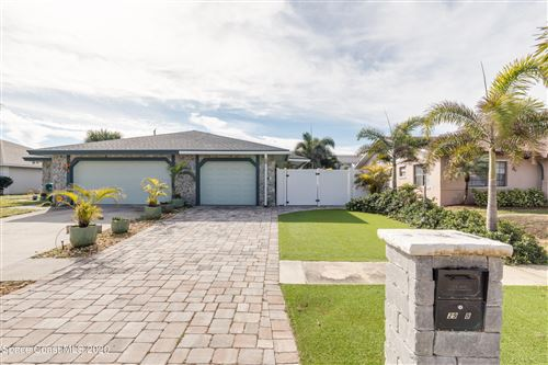 Photo of 295 Ocean View Lane #B, Indialantic, FL 32903 (MLS # 894938)