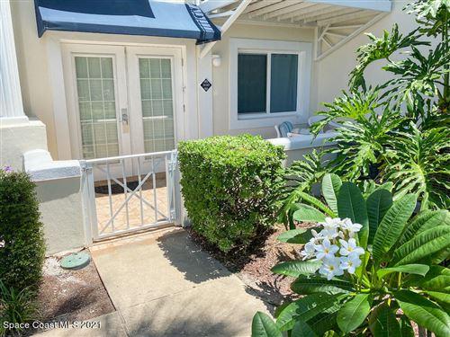 Photo of 8600 Ridgewood Avenue #3110, Cape Canaveral, FL 32920 (MLS # 911940)