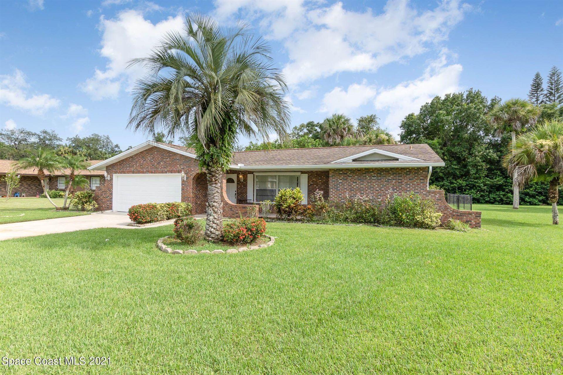 1216 Cimarron Circle, Palm Bay, FL 32905 - #: 912940