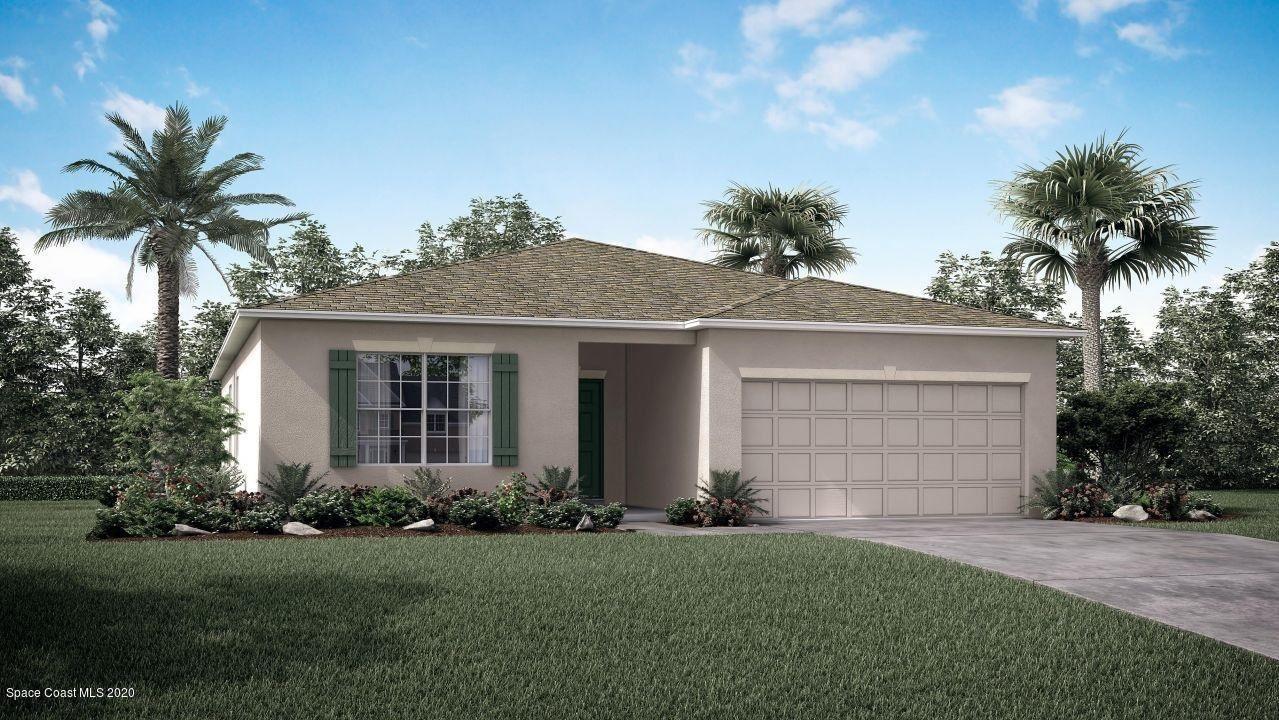 261 Wisteria Avenue, Palm Bay, FL 32907 - #: 877941