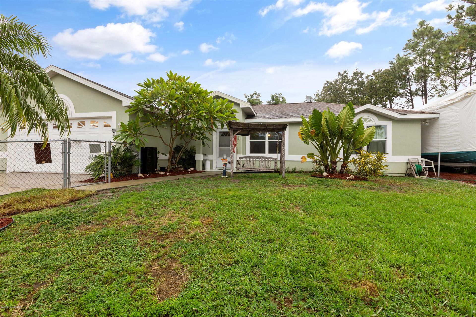 1855 Sandia Road, Palm Bay, FL 32909 - #: 882942