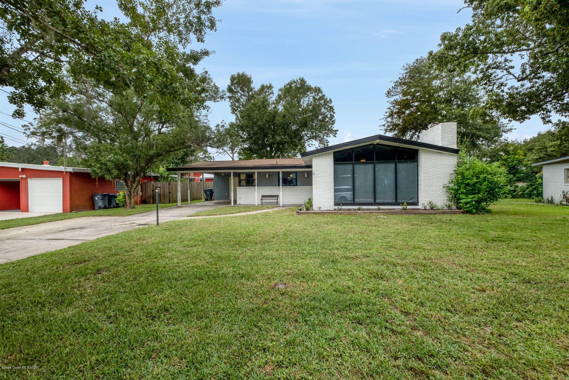 106 S Hilltop Drive, Titusville, FL 32796 - #: 886944