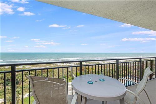 Photo of 2100 N Atlantic Avenue #803, Cocoa Beach, FL 32931 (MLS # 869945)