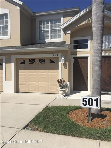 Photo of 501 Trotter Lane #204, Melbourne, FL 32940 (MLS # 903946)