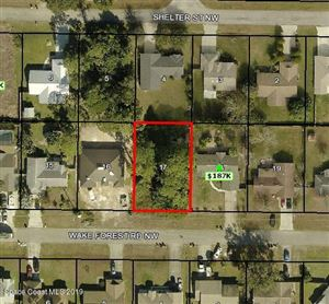 Photo of 1631 Wake Forest Road, Palm Bay, FL 32907 (MLS # 855947)
