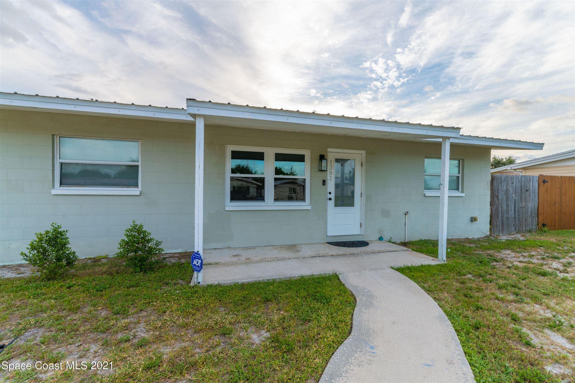 1393 Rosemary Drive, Melbourne, FL 32935 - #: 918947