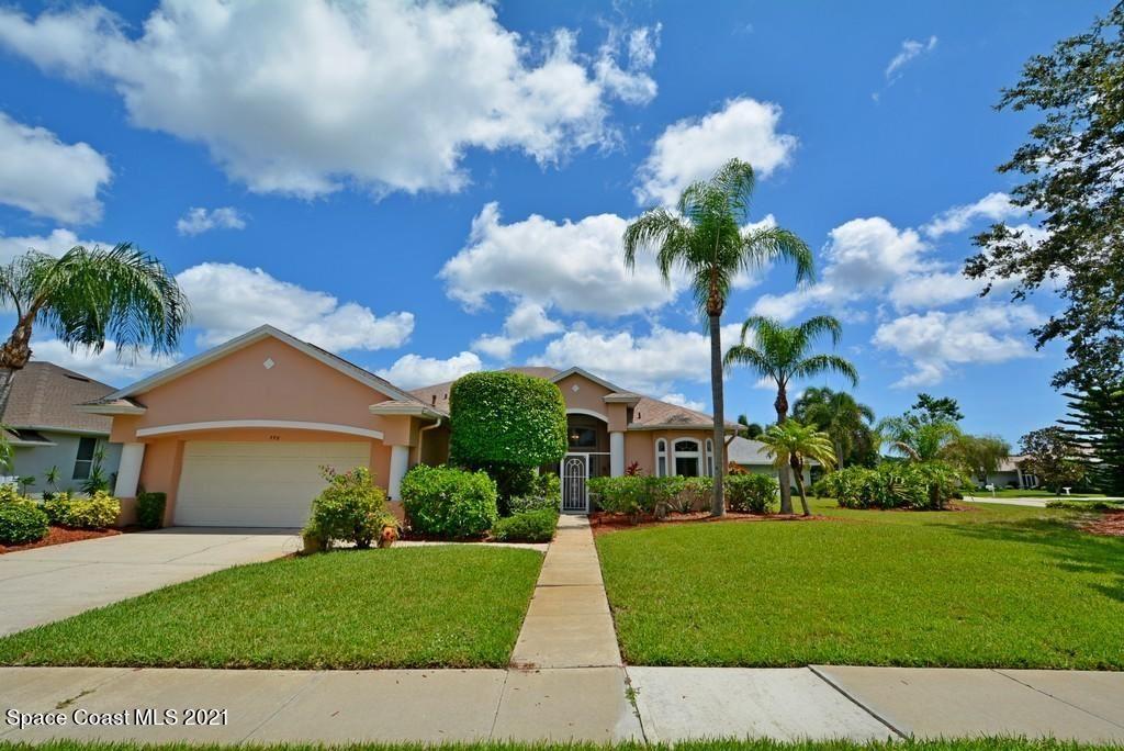 778 Thrasher Drive, Rockledge, FL 32955 - #: 911948