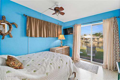 Tiny photo for 469 Capri Road, Cocoa Beach, FL 32931 (MLS # 892949)
