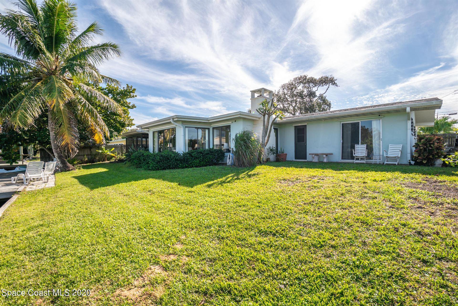 Photo for 469 Capri Road, Cocoa Beach, FL 32931 (MLS # 892949)