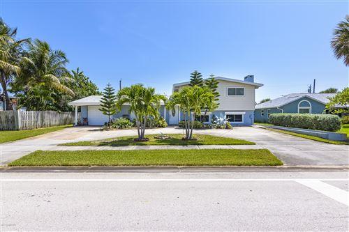 Photo of 99 S Osceola Drive, Indian Harbour Beach, FL 32937 (MLS # 885950)
