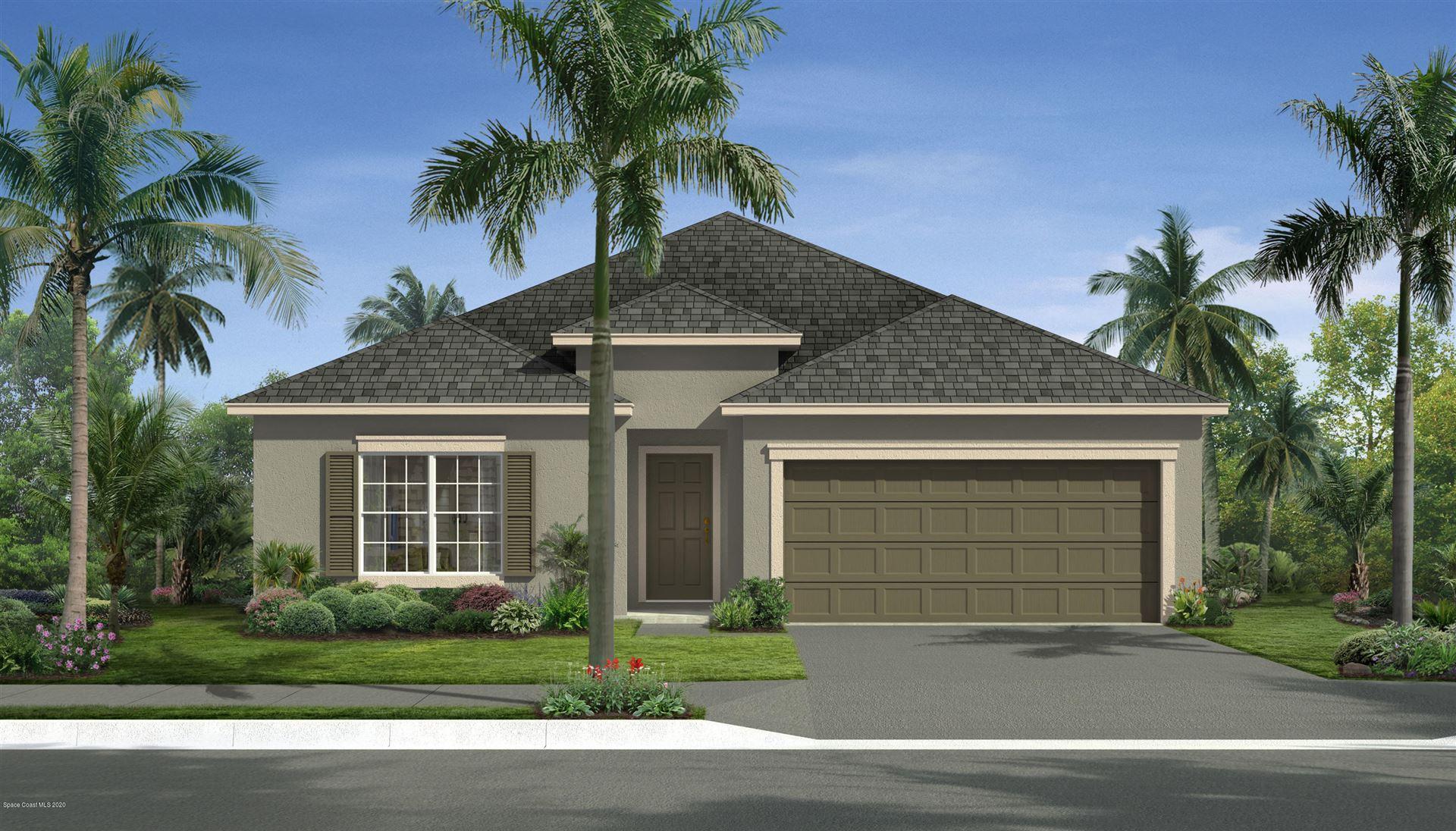 960 Button Avenue, Palm Bay, FL 32909 - #: 889950