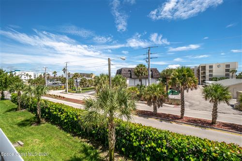 Photo of 125 Pulsipher Avenue #202, Cocoa Beach, FL 32931 (MLS # 894951)