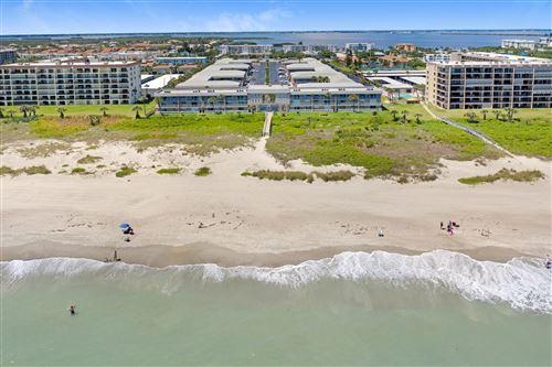 Photo of 3150 N Atlantic Avenue #11660, Cocoa Beach, FL 32931 (MLS # 880952)