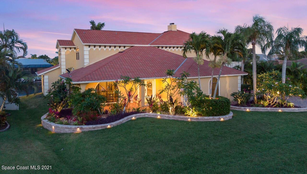 683 Loggerhead Island Drive, Satellite Beach, FL 32937 - #: 906952