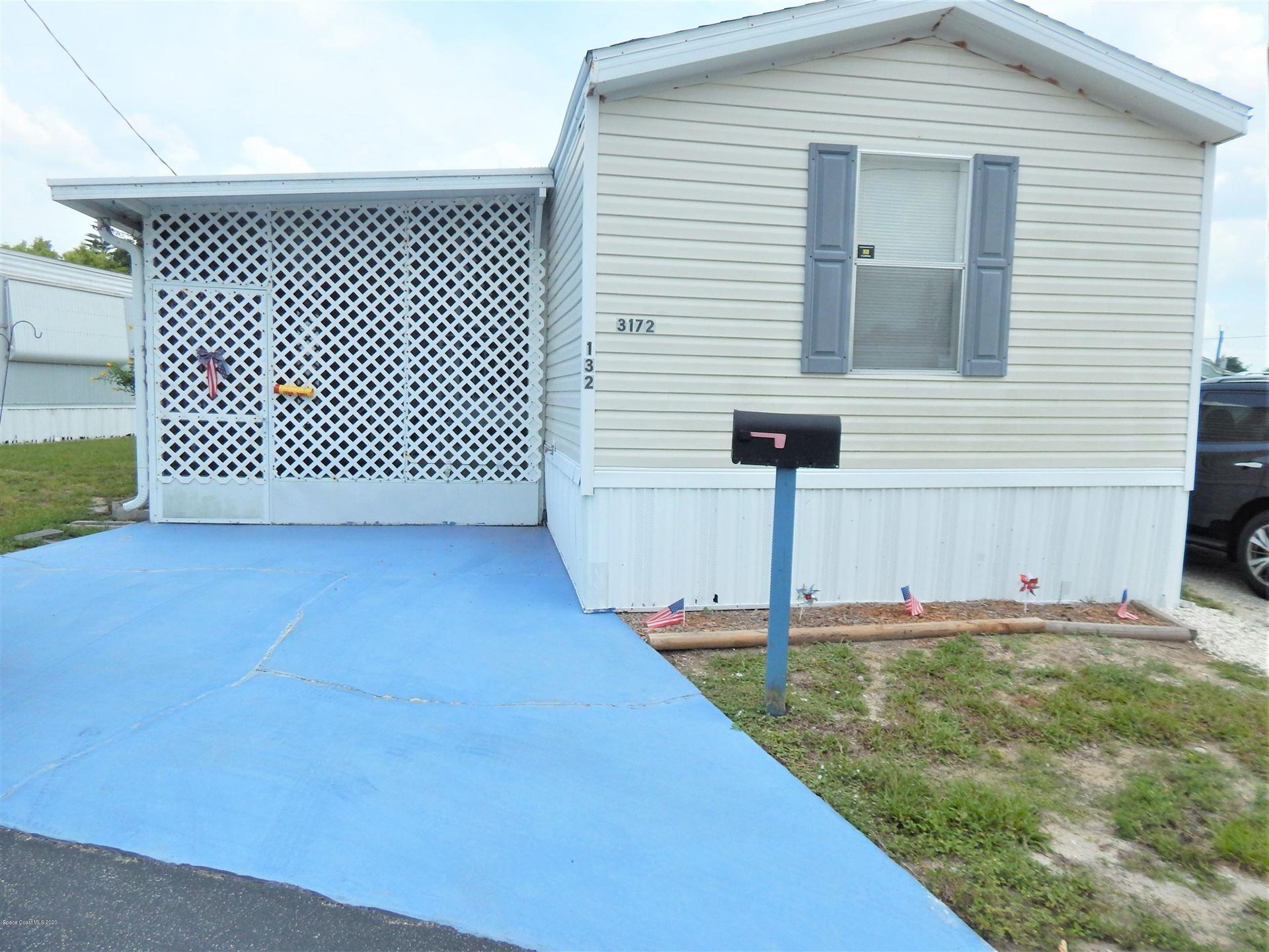3172 Tangelo Drive #132, Palm Bay, FL 32905 - #: 879955