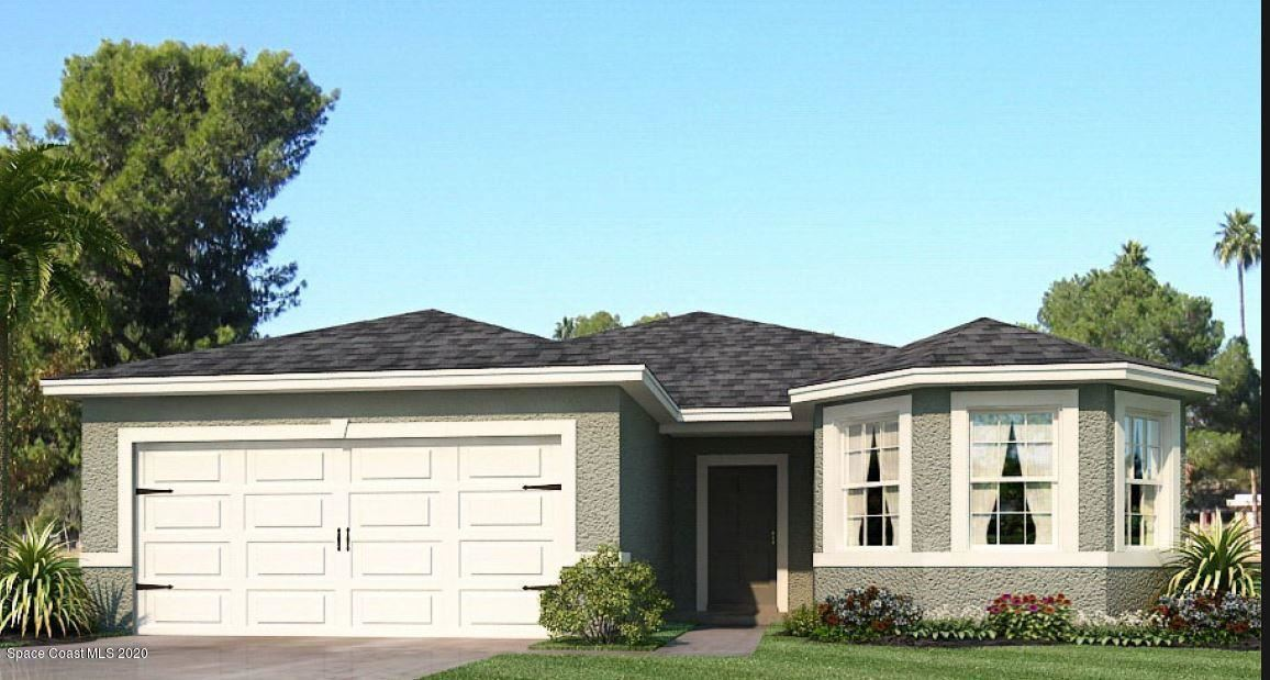 560 Sorrento Drive, Cocoa, FL 32922 - #: 880957