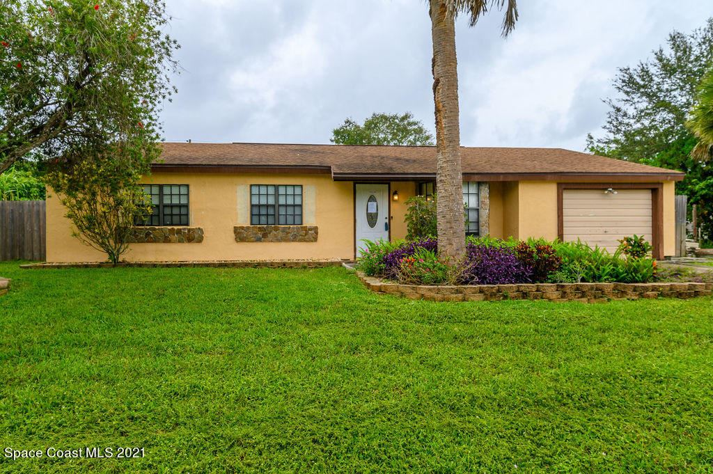 760 Azure Avenue, Palm Bay, FL 32905 - #: 901957