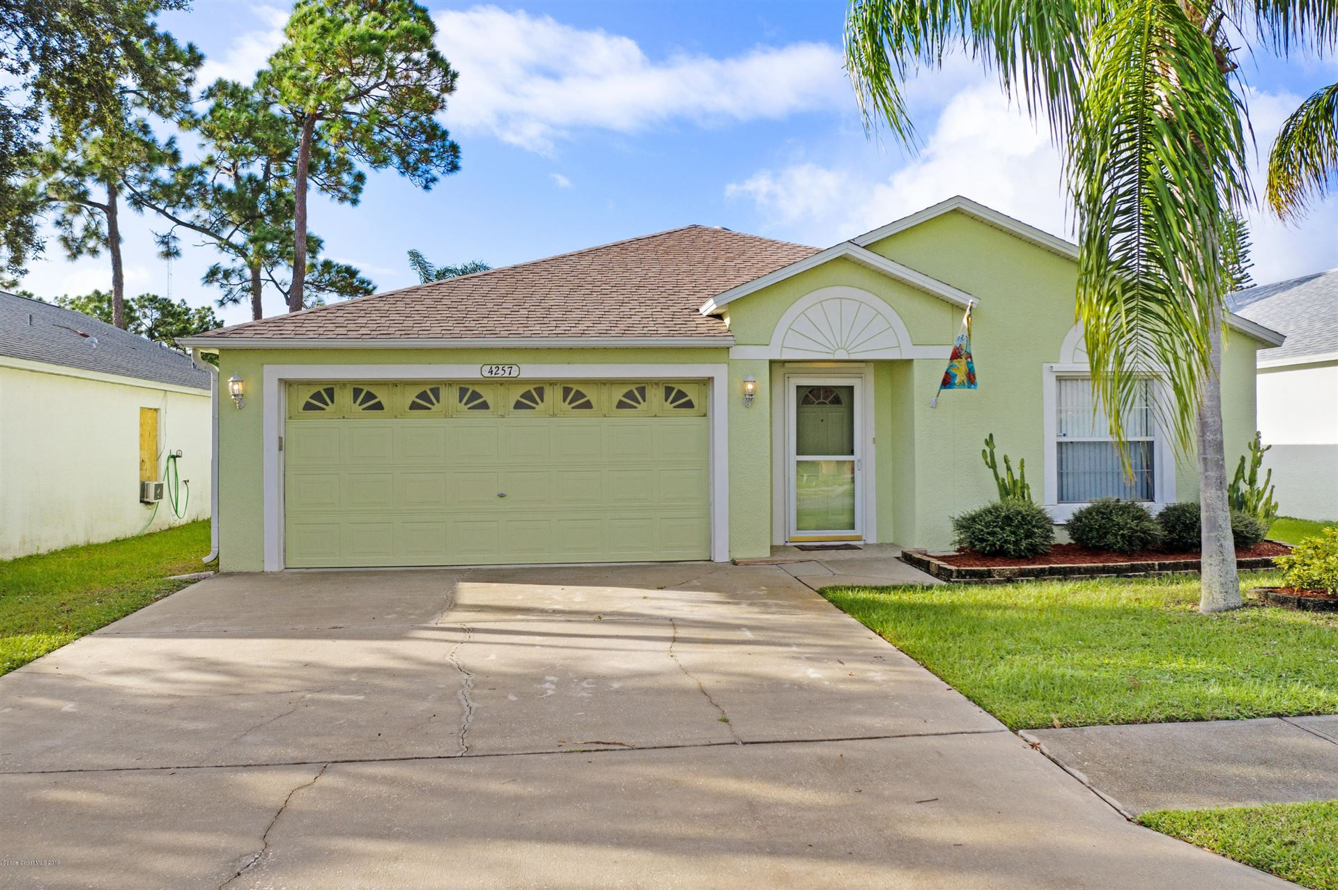 4257 Mount Carmel Lane, Melbourne, FL 32901 - MLS#: 857960