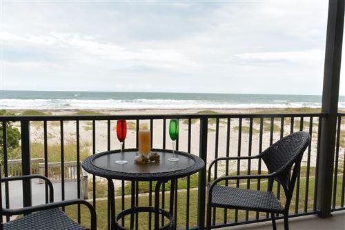 Photo of 1251 S Atlantic Avenue #201, Cocoa Beach, FL 32931 (MLS # 898961)