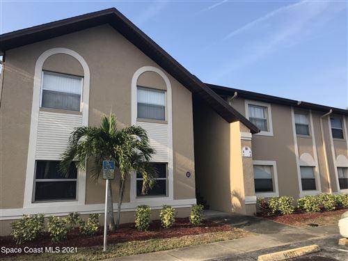 Photo of 101 Summer Place #4, Merritt Island, FL 32953 (MLS # 903962)
