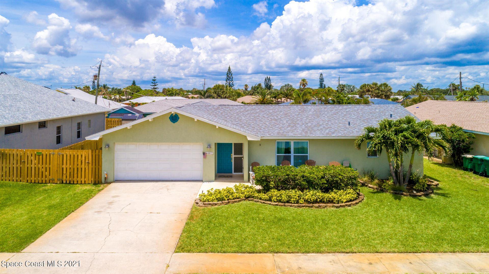 680 Poinsetta Drive, Satellite Beach, FL 32937 - #: 907962