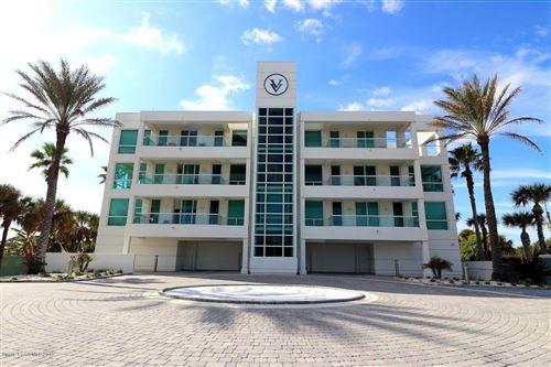 Photo of 3500 S Atlantic Avenue #201, Cocoa Beach, FL 32931 (MLS # 879963)