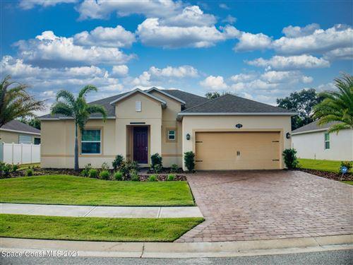 Photo of 4470 Hebron Drive, Merritt Island, FL 32953 (MLS # 911963)