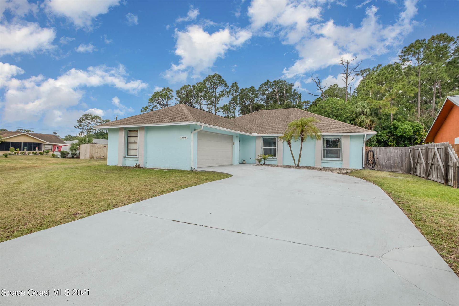 1598 Healey Street, Palm Bay, FL 32907 - #: 904963