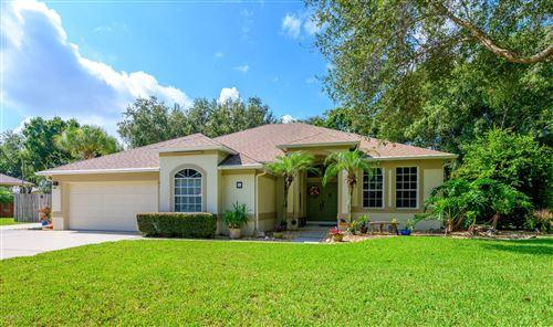 Photo of 865 Brookstone Drive, Merritt Island, FL 32952 (MLS # 881964)