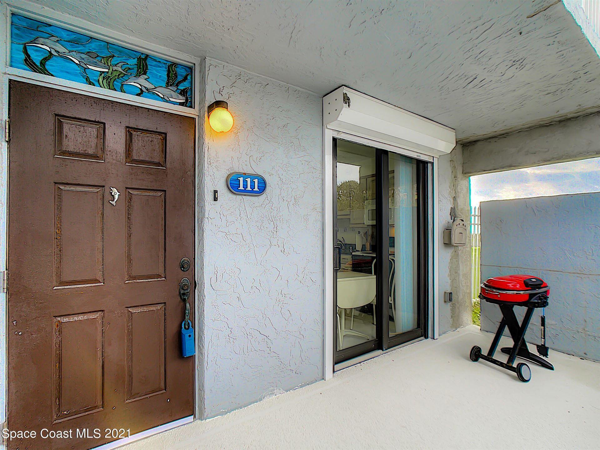 2101 S Atlantic Avenue #111, Cocoa Beach, FL 32931 - #: 900966