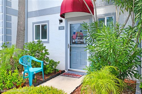 Photo of 232 Seaport Boulevard #T55, Cape Canaveral, FL 32920 (MLS # 911967)