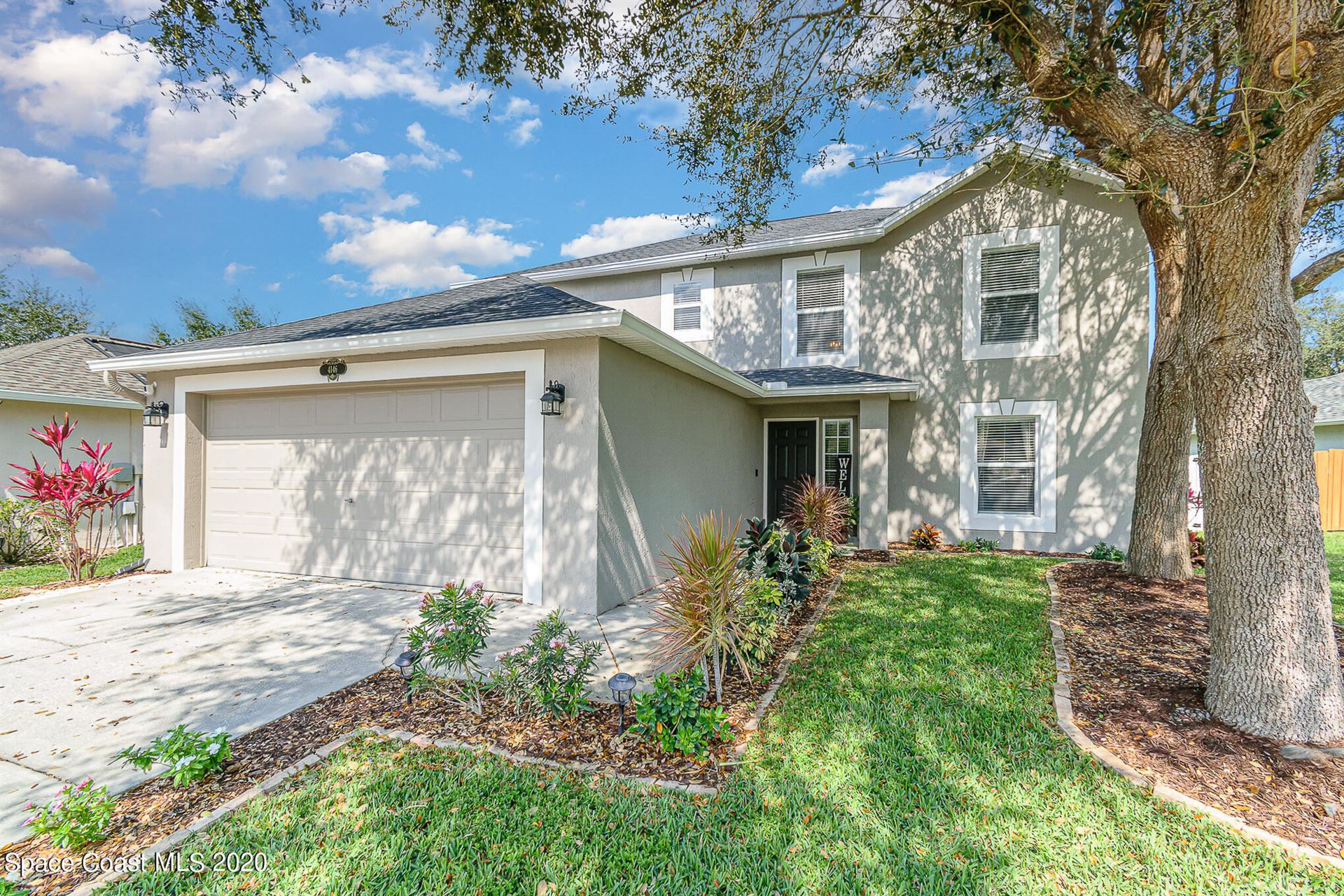 4146 Four Lakes Drive, Melbourne, FL 32940 - #: 897973