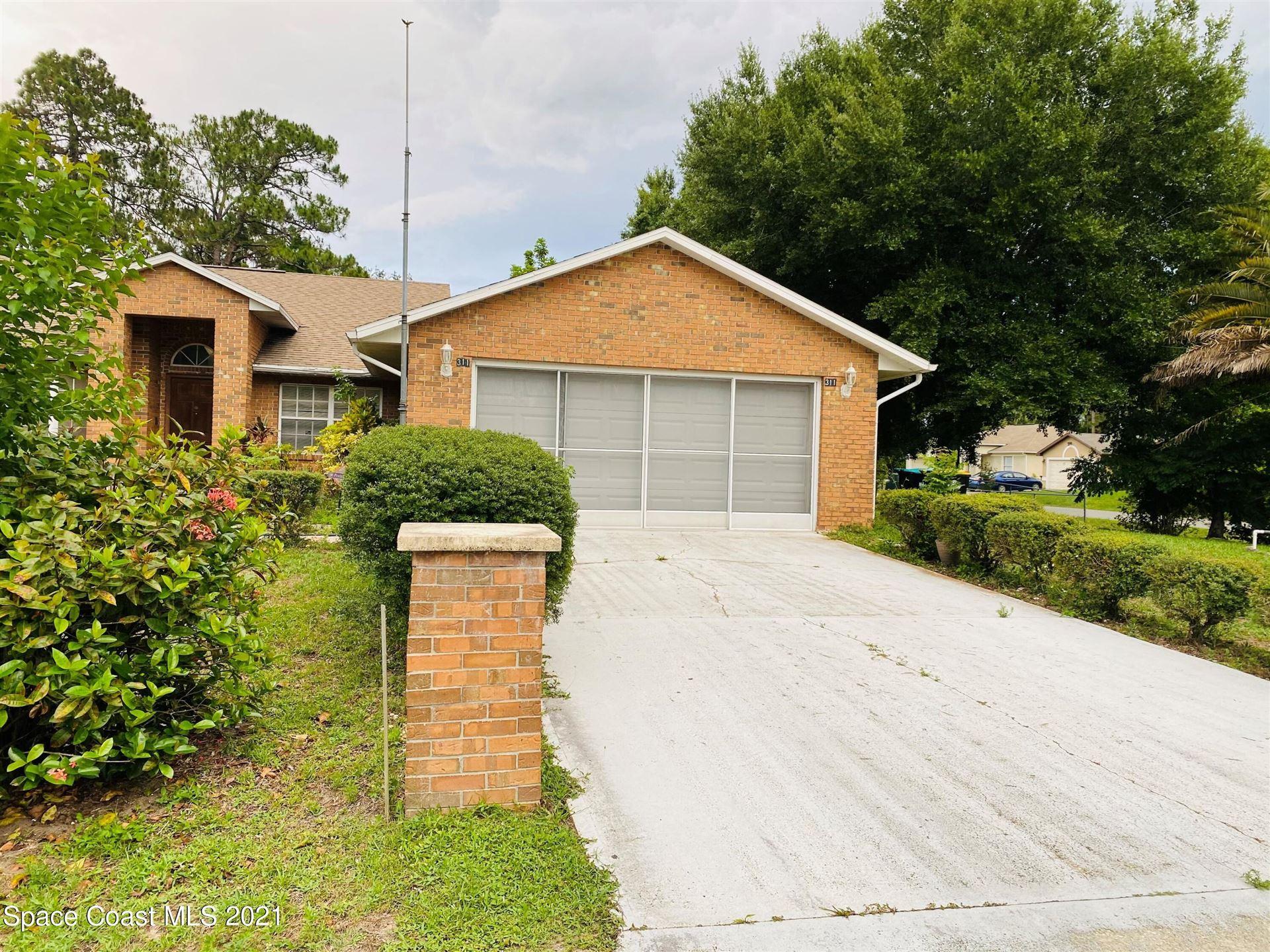 311 Wisteria Avenue, Palm Bay, FL 32907 - #: 907973