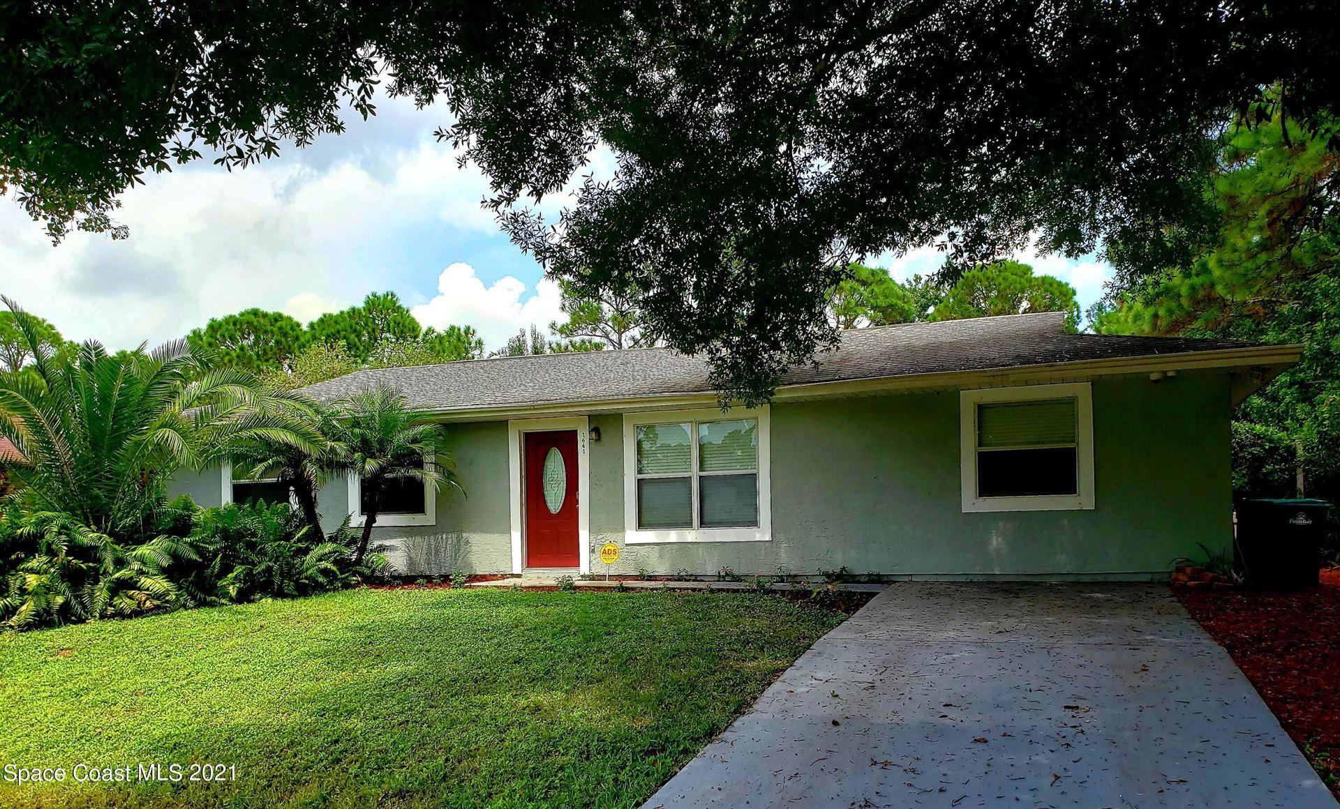 1641 Sardinia Street, Palm Bay, FL 32909 - #: 914975