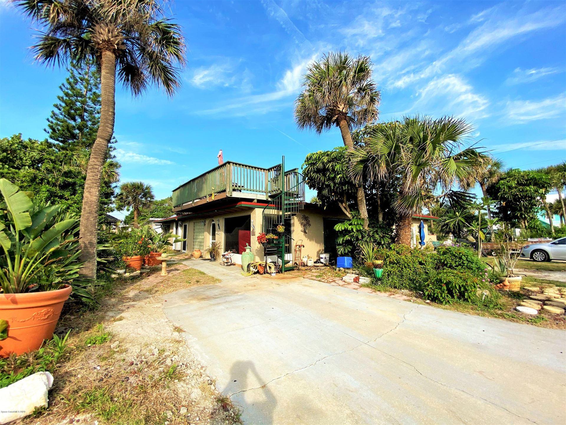 318 N Azure Lane, Cocoa Beach, FL 32931 - #: 887978