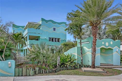 Photo of 352 S Orlando Avenue, Cocoa Beach, FL 32931 (MLS # 897981)