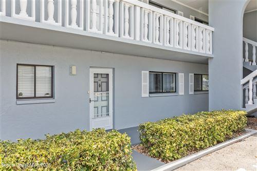 Photo of 3799 S Banana River Boulevard #409, Cocoa Beach, FL 32931 (MLS # 911981)