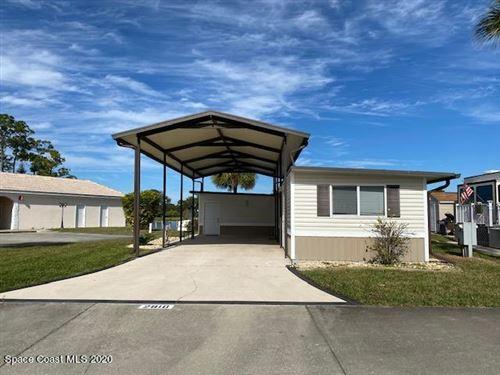 Photo of 2810 Frontier Drive #173, Titusville, FL 32796 (MLS # 894982)